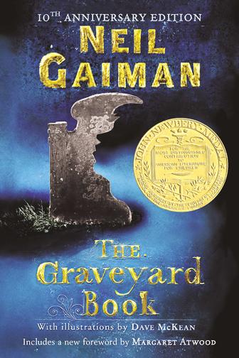The Graveyard Bookby Neil Gaiman ; Courtesy of Amazon