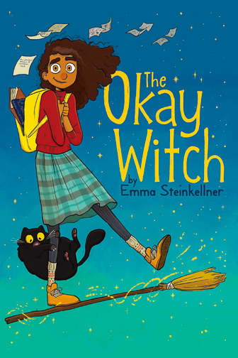 The Okay Witch by Emma Steinkellner ; Courtesy of Amazon