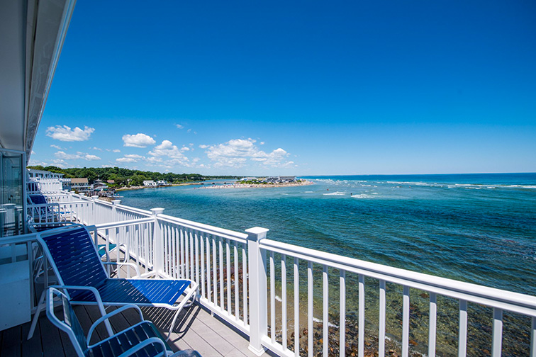 The Sparhawk Oceanfront Resort; Courtesy of The Sparhawk Oceanfront Resort