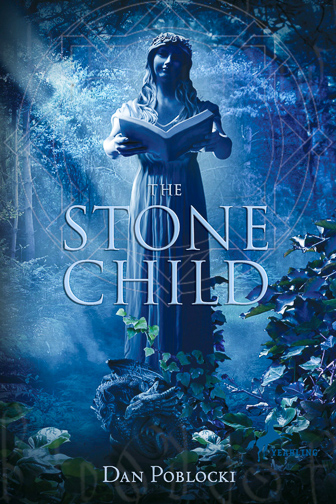The Stone Child by Dan Poblocki ; Courtesy of Amazon