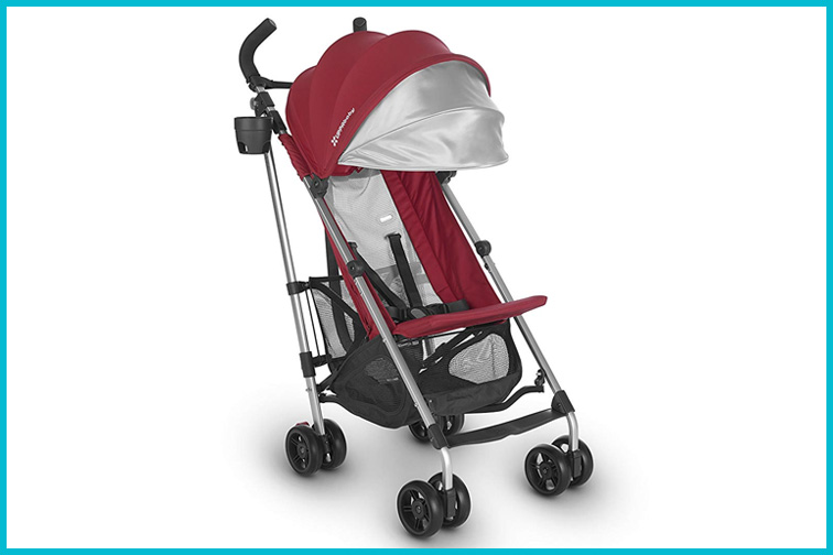 UPPAbaby G-Lite Stroller for Disney; Courtesy of Amazon