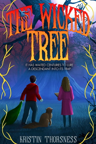 The Wicked Tree by Krisin Thorsness ; Courtesy of Amazon