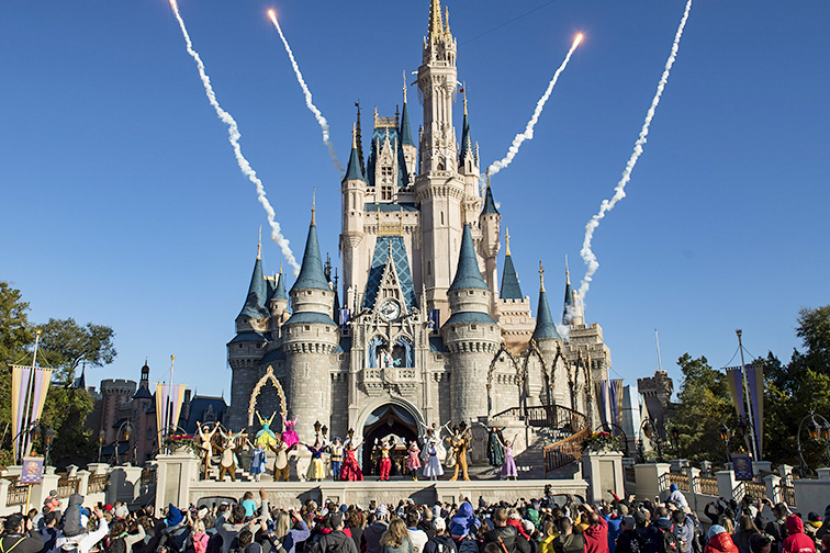 Magic Kingdom; Courtesy of Walt Disney World