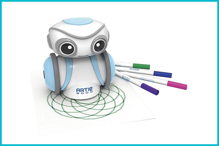 Artie 3000 The Coding Robot ; Courtesy of Amazon