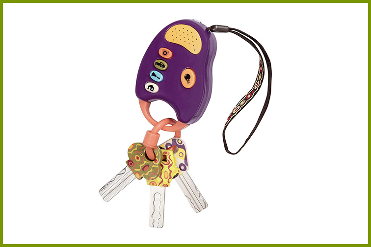 B. Toys FunKeys; Courtesy of Amazon