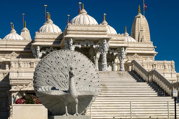 BAPS Shri Swaminarayan MandirCourtesy of TripAdvisor Traveler/Chris3081