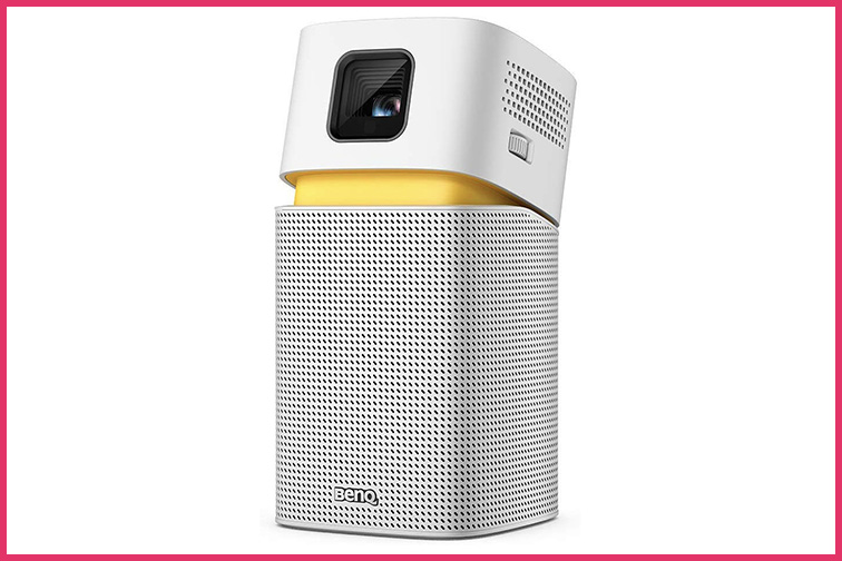 BenQ Portable Projector & Speaker ; Courtesy of Amazon
