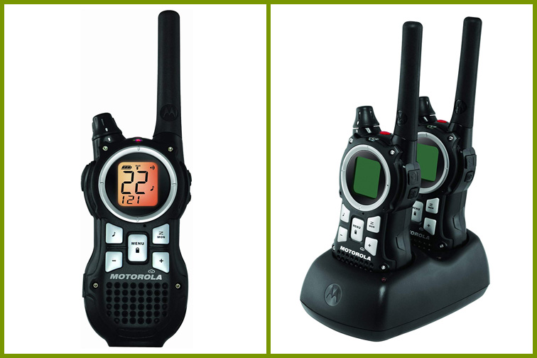 Best Cruise Walkie Talkie For: ABeach Day at Port; Courtesy of Amazon