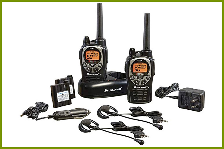 Best Cruise Walkie Talkie For: Onboard Cruise Ships; Courtesy of Amazon