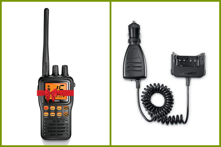 Best Cruise Walkie Talkies For: Ocean Kayaking or SUP Excursions