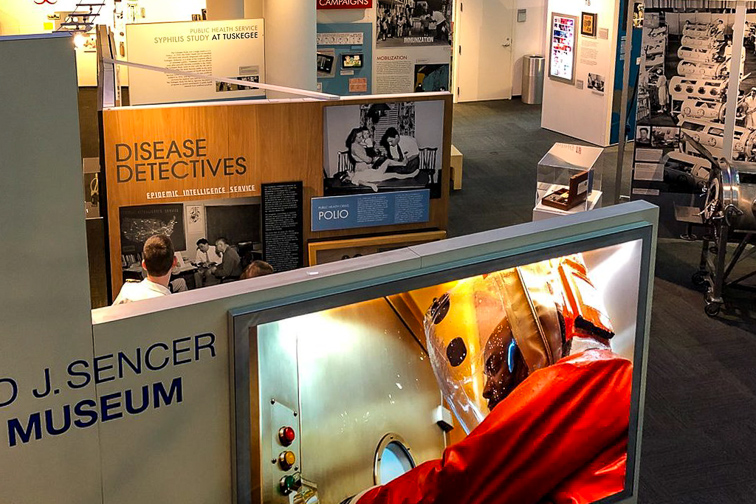 David J. Sencer CDC Museum in association with the Smithsonian Institution; Courtesy of TripAdvisor Traveler/DrSkippy
