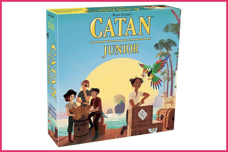 Catan Junior; Courtesy of Amazon