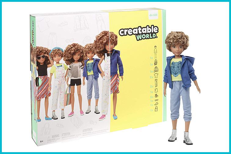 Creatable World Dolls ; Courtesy of Amazon