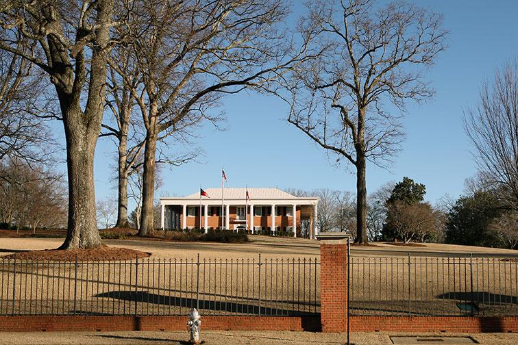 Georgia Governor's Mansion