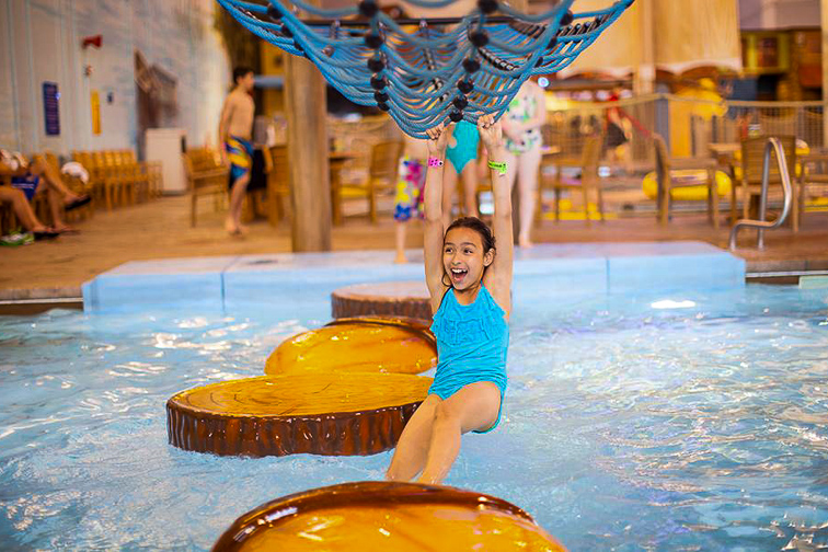 Great Wolf Lodge Poconos – Scotrun, PA; Courtesy of Great Wolf Lodge Poconos