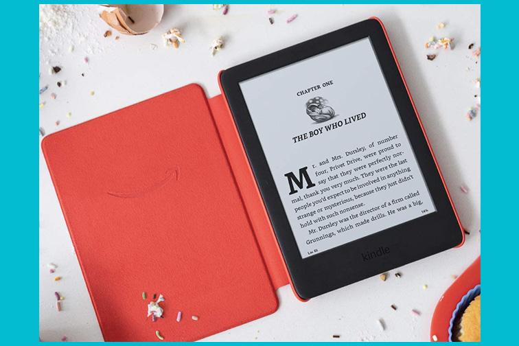 Kindle Kids Edition ; Courtesy of Amazon