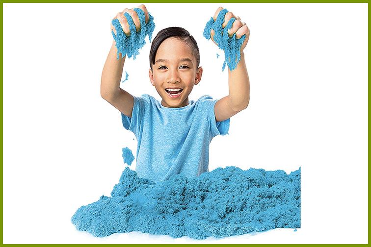 Kinetic Sand; Courtesy of Amazon