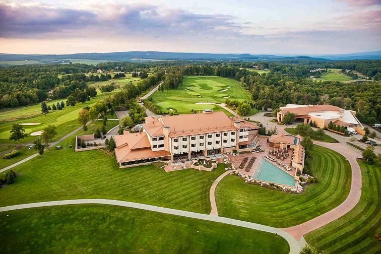 Nemacolin Woodlands Resort - Farmington, PA; Courtesy of Nemacolin Woodlands Resort