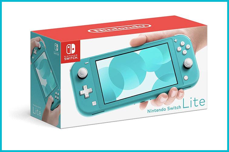 Nintendo Switch Lite ; Courtesy of Amazon