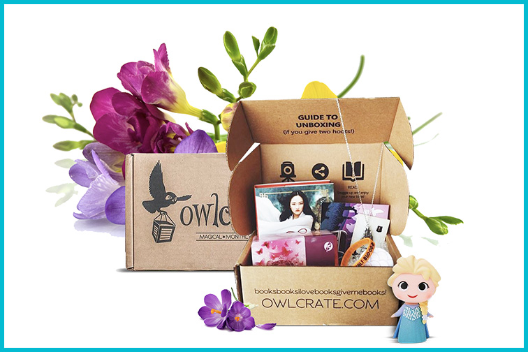 OwlCrate/OwlCrate Jr.; Courtesy of OwlCrate