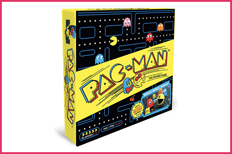 Pac Man: The Board Game; Courtesy of Amazon