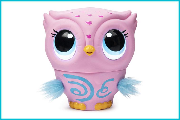 Spin Master's Owleez Flying Baby Owl ; Courtesy of Amazon