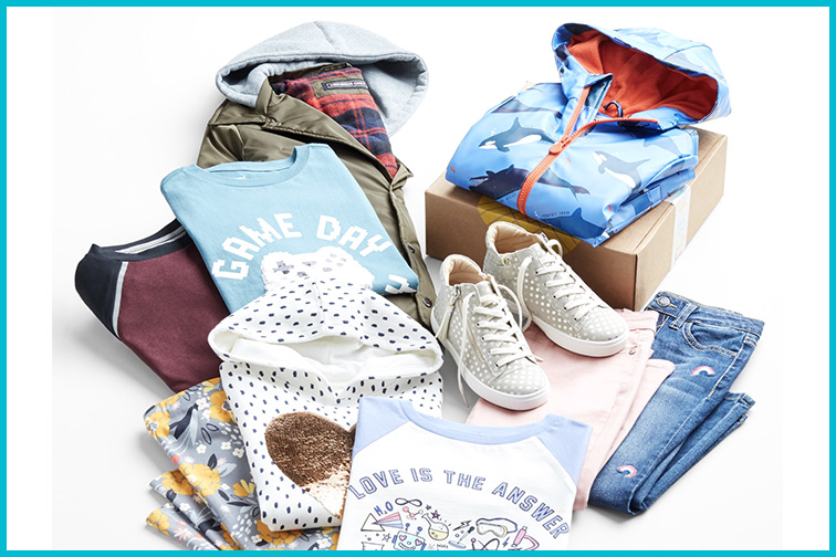 Stitch Fix Kids; Courtesy of Stitch Fix