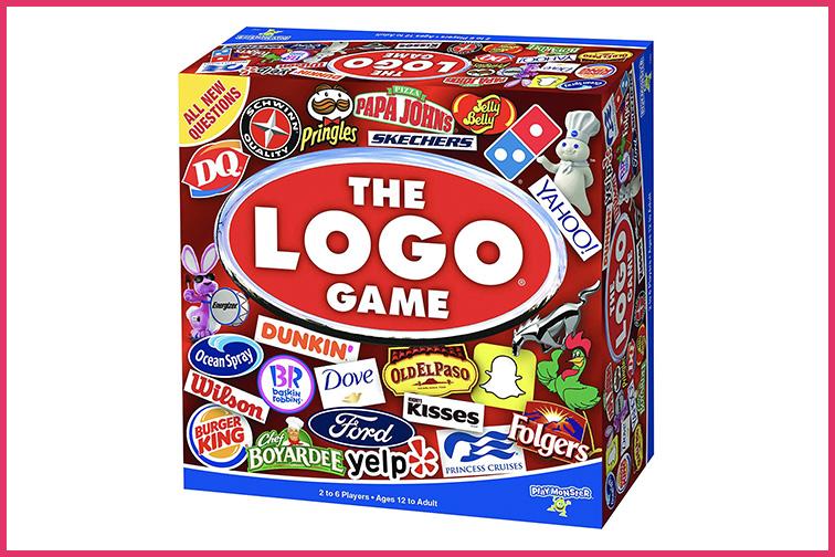 The Logo Game - 2019 Edition; Courtesy of Amazon