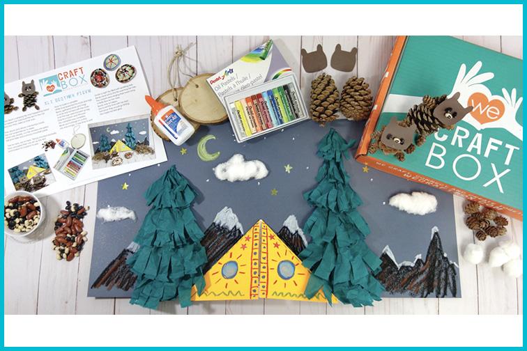 We Craft Box; Courtesy of We Craft Box