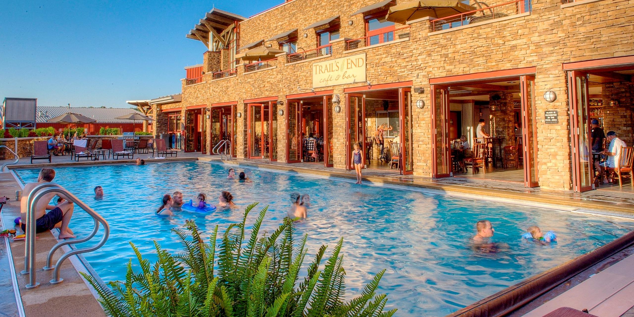 Bear Creek Mountain Resort - Macungie, PA; Courtesy of Bear Creek Mountain Resort