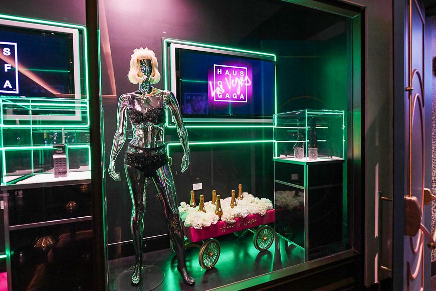 Haus of Gaga ; Courtesy of Denise Truscello /Park MGM