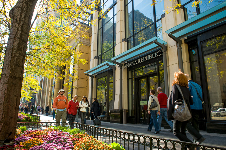 Go Window Shopping on the Magnificent Mile or State Street	;	Courtesy of Choose Chicago
