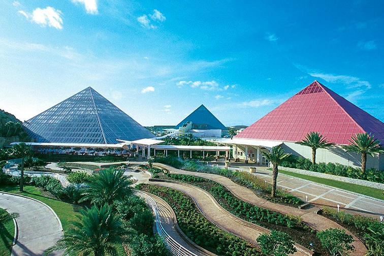 Moody Gardens Hotel Spa & Convention Center; Courtesy of Moody Gardens Hotel Spa & Convention Center