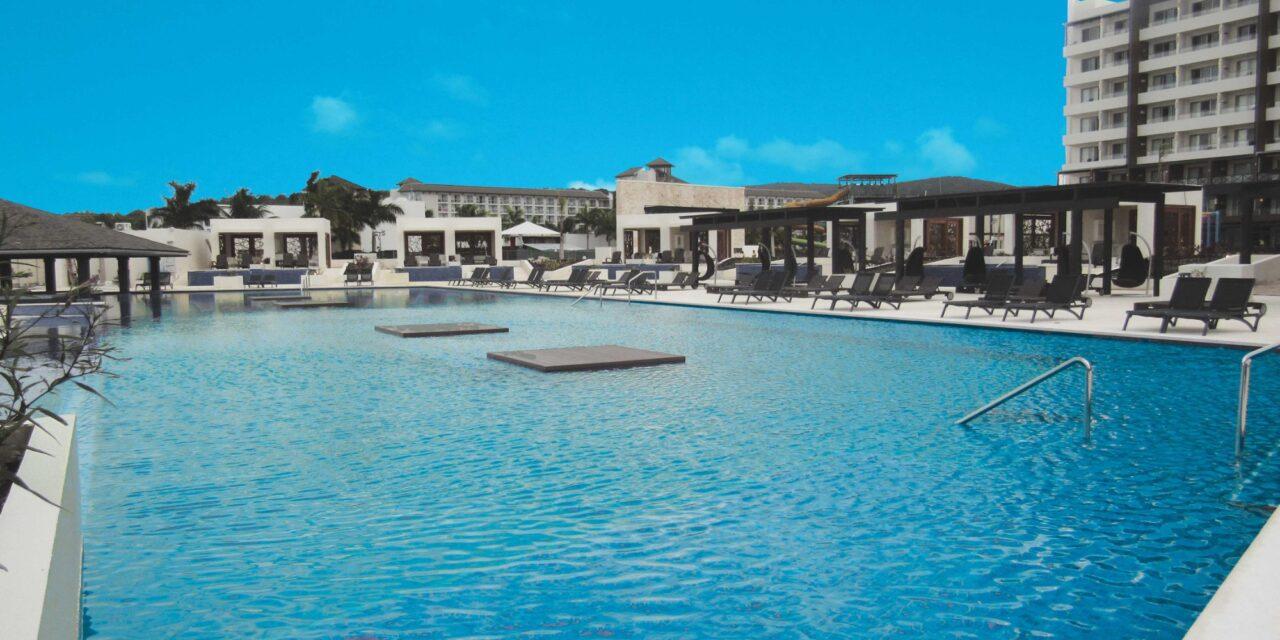 Pool at Royalton Blue Waters; Courtesy of Royalton Blue Waters