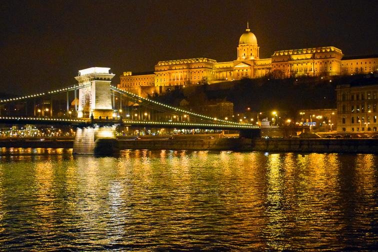 Budapest Danube River; Courtesy of Dave Parfitt