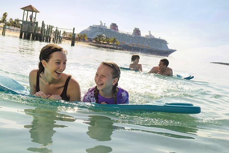 Disney Cruise; Courtesy of Walt Disney World