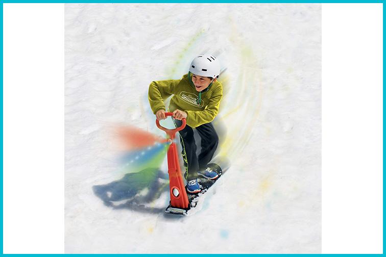 Geospace LED Ski Skooter; Courtesy of Amazon
