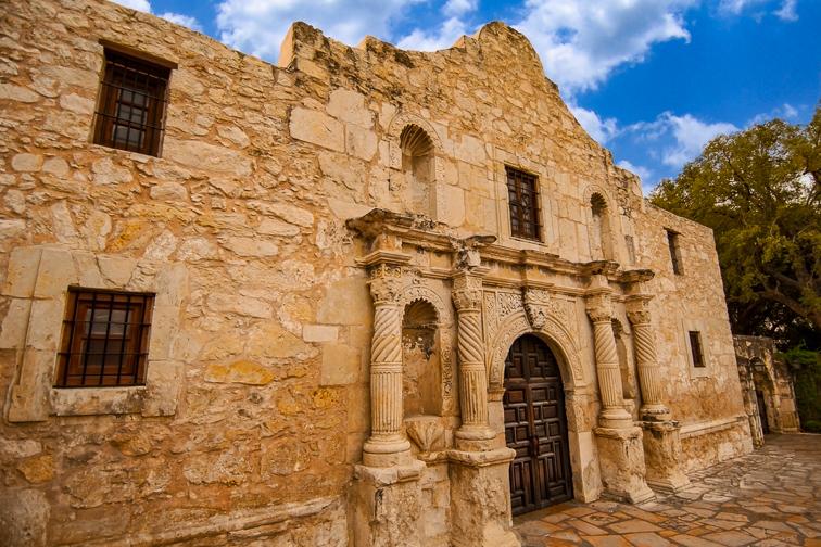 San AntonioAlamo; Courtesy of Visit San Antonio