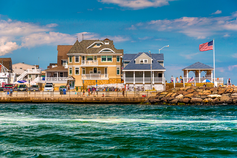 Spend a Week at the Jersey Shore; Courtesy of ESB Professional/Shutterstock