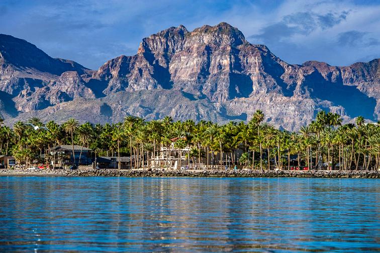 Loreto, Mexico; Courtesy of Andrea Izzotti/Shutterstock