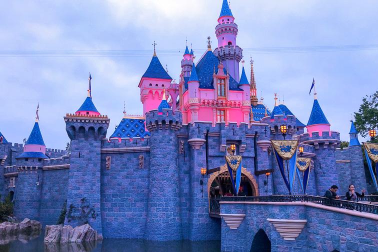 Sleeping Beauty Castle; Courtesy of Dave Parfitt
