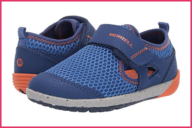 Bare Steps H2O by Merrell Kids; Courtesy of Zappos