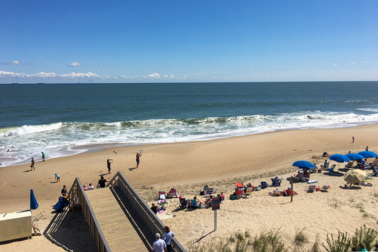 Bethany Beach, Delaware; Courtesy of TripAdvisor Traveler/DelawareVisitor