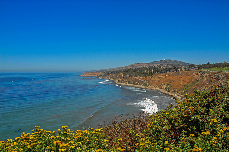 Cabrillo Beach, Los Angeles; Courtesy of Peter Weber/Shutterstock