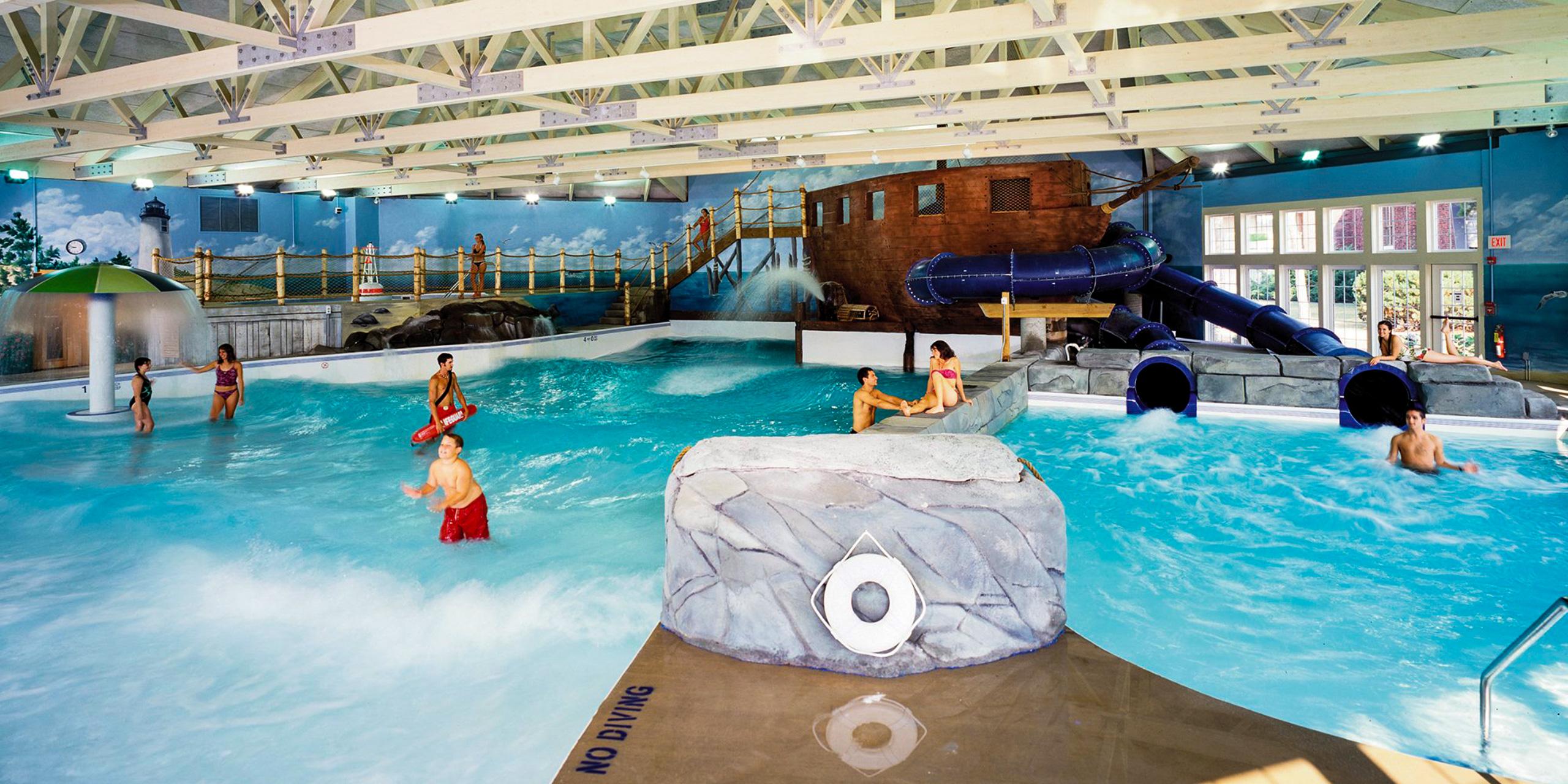 Cape Codder Water Park, Cape Codder Resort & Spa; Courtesy of Cape Codder Water Park, Cape Codder Resort & Spa