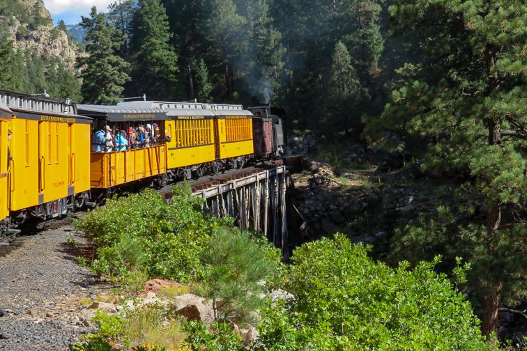Durango; Courtesy Colorado Tourism Office