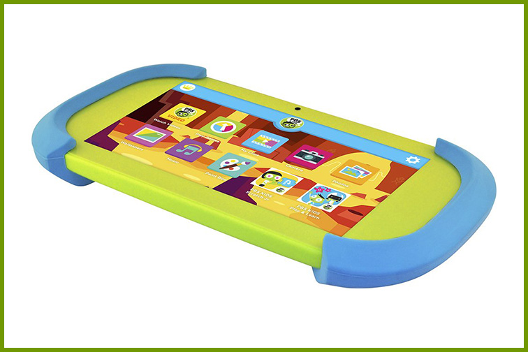 Ematic PBS Kids Playtime Pad; Courtesy Best Buy