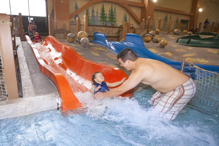 Great Wolf Lodge; Courtesy of Great Wolf Lodge