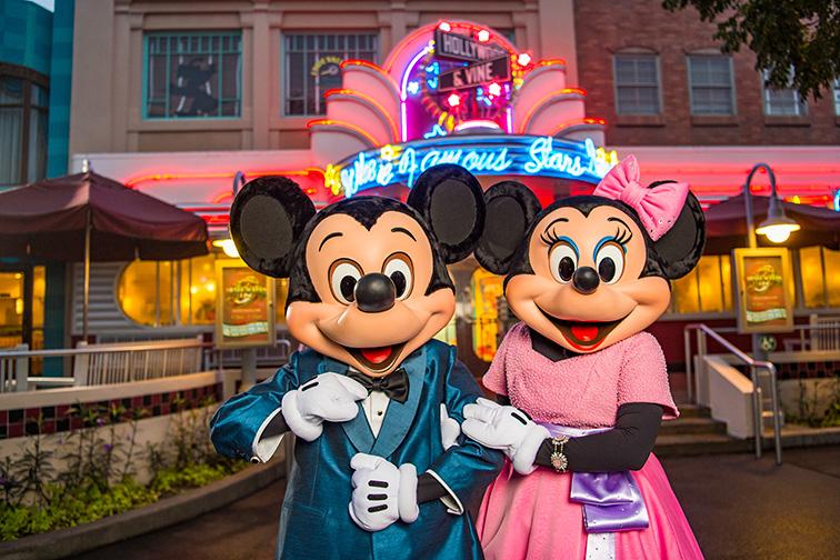 Hollywood & Vine - Disney's Hollywood Studios; Courtesy of Disney