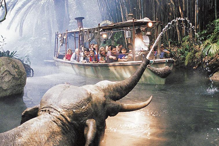 jungle cruise; Courtesy of Disney